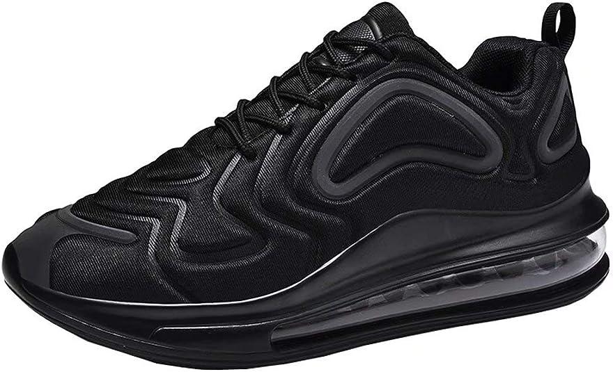 Zapatillas Running Hombre Mujer Zapatos De Deporte Transpirables Casual Zapatos Gimnasio Correr Aire Libre Sneakers: Amazon.es: Zapatos y complementos