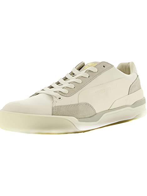 Alexander Mcqueen by Puma Move LO Lace Up Hombre US 9 Blanco: Amazon.es: Zapatos y complementos