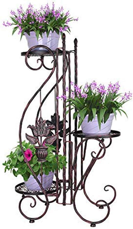 JKL-Soportes para Plantas Herb Flower Plantador de macetas al Aire ...