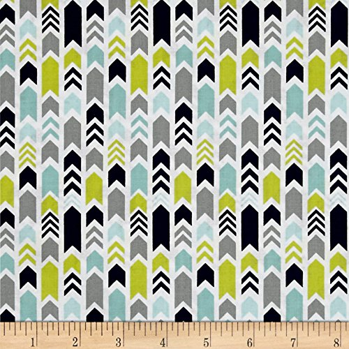The Dog Gone It Collection Arrows Multi Fabric By The Yard Multi Arrows