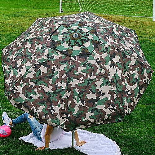 Beach and Grass Umbrella