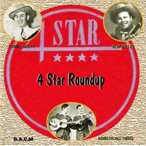 4 Star Round-Up: Soppin' Up The Gravy by 4 Star Roundup, Texas Bill Strength, Gene Crabb, Smokey Reason, Tiny Colbert, Lo (2004-01-01)