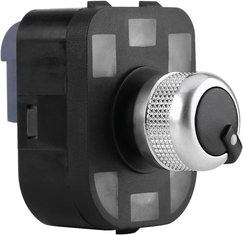 Akozon 6 piezas Kit de interruptor de ventana principal de espejo retrovisor autom/ático para A4 B6 B7 2002-2008 8ED959851 8ED959855 4FD959565 8ED941531A Juego de interruptores de coche