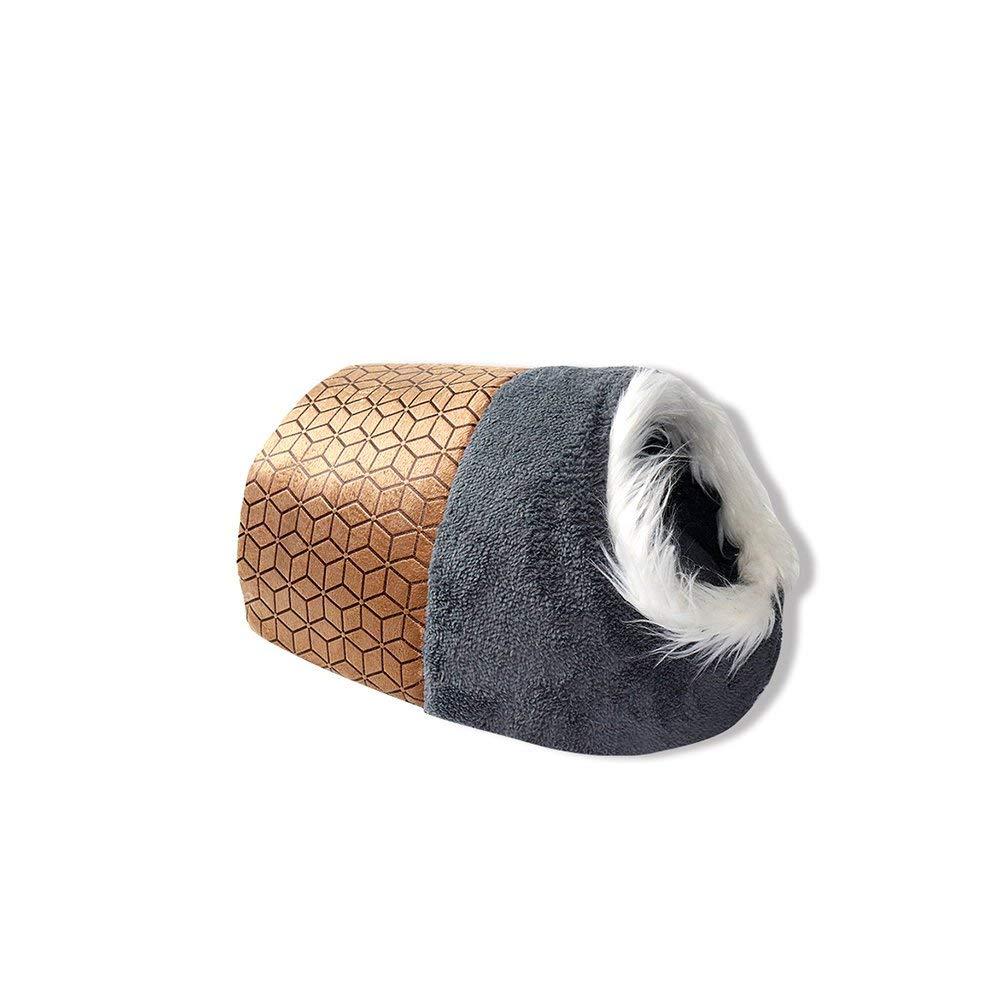 blu Bridge Casa del Cane, Lettiera per Gatti Gatti Gatti Inverno Caldo Pet Teddy Kennel Kitty House Gatto Sacco a Pelo Cat Mat Forniture per Gatti (colore   Metallic, Dimensione   Large) 2336e7