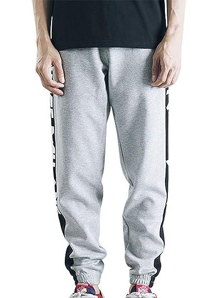 ADELINA Pantalones Largos para Hombres Pantalones Deportivos para Hombres  para Pantalones Ropa Correr para Hombres Pantalones Deportivos Pantalones  ... ea5179ef616b