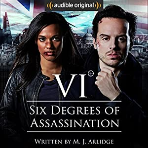 Six Degrees of Assassination: An Audible Drama Performance