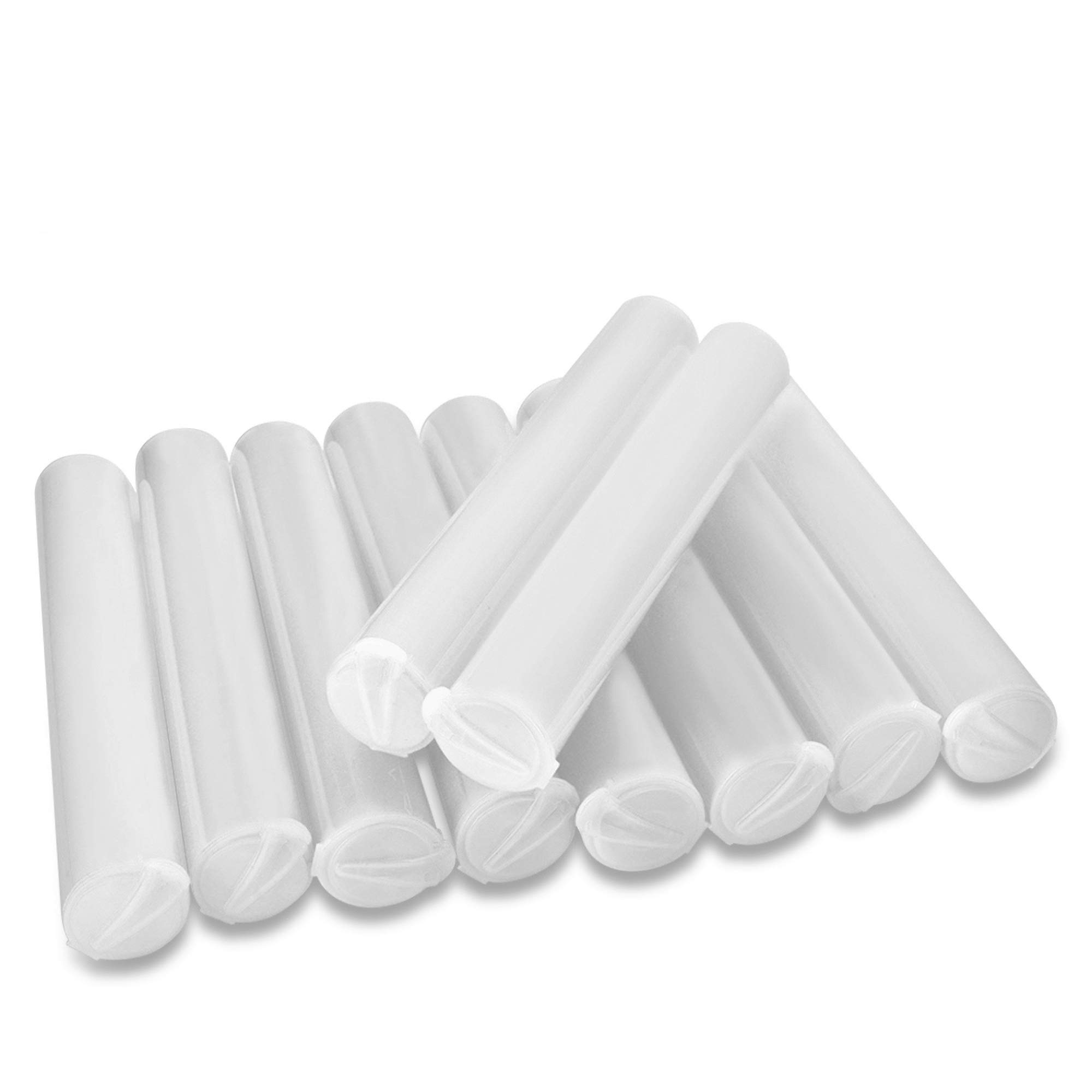 MM SUPPLIES 600 PACK -116MM OPAQUE WHITE BLUNT TUBES |Cone Tubes |King Size Blunt Tube Also Fits Joints |Best QUALITY Wholesale Cone Tubes Bulk, Airtight, Push or Pop by MM SUPPLIES