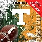 University of Tennessee Volunteers 2017 Calendar