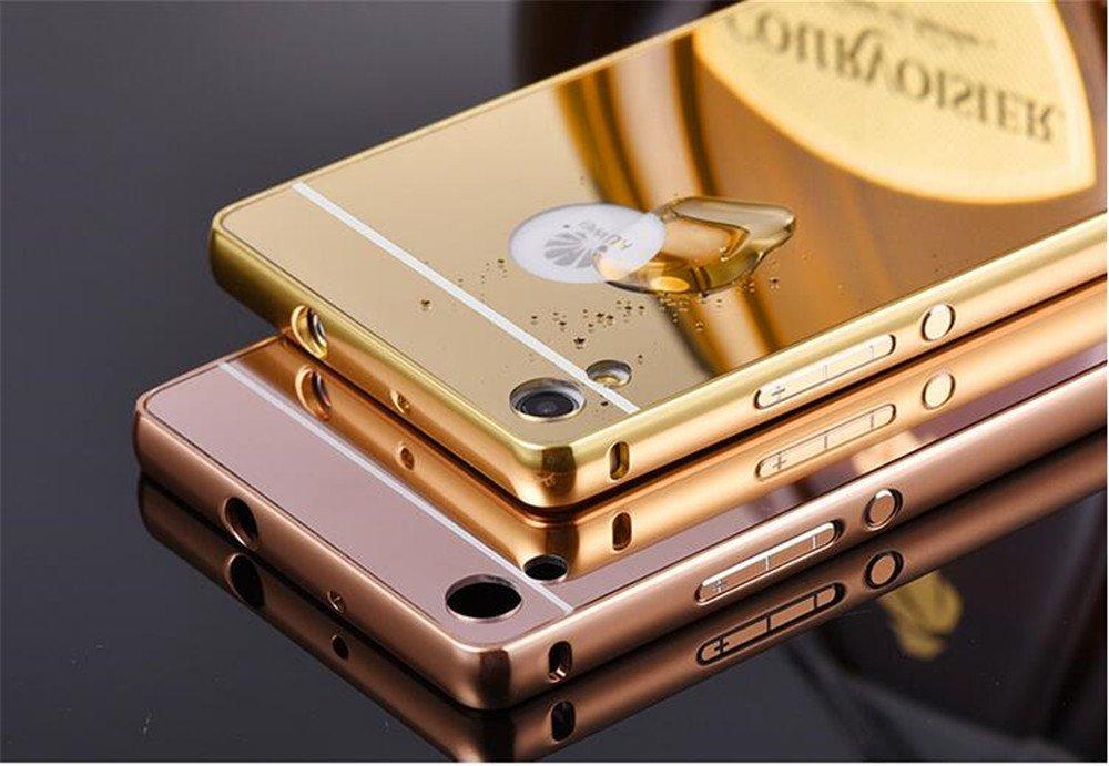 Amazon.com: Para Huawei Ascend P7 Caso, Tip-top Air de lujo ...