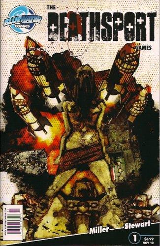 Roger Corman Presents Deathsport #1