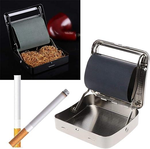 Yiwann máquina de liar cigarrillos, rodillo de tabaco manual fácil ...