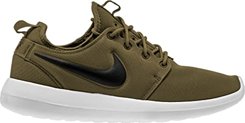3a1f4074a87b Nike Roshe Two Mens Shoe Olive Green  Buy Online at Low Prices in ...