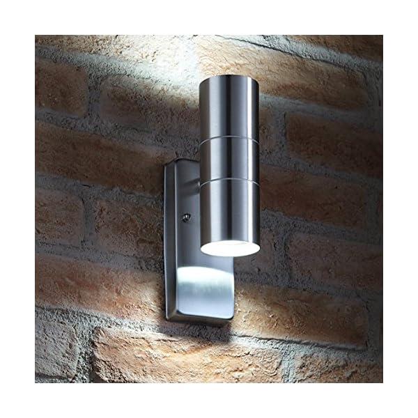 Auraglow Outdoor Wall Light