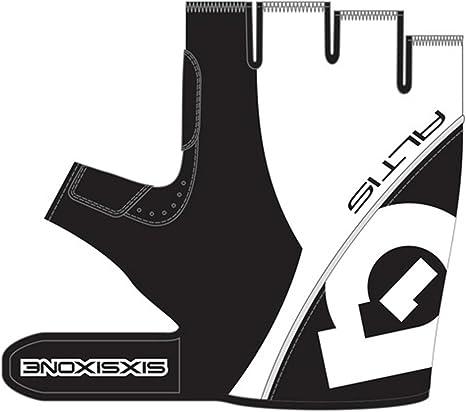 BLACK //SILVER or WHITE//BLACK /_6734 661 Altis Short Finger Cycling Gloves