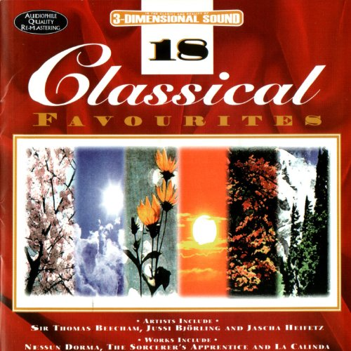 Stream or buy for $13.99 · 18 Classical Favourites