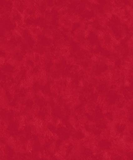 Ugepa Texture Deep Red Wallpaper 579910 - Paint Effect Slightly Textured Plain: Amazon.co.uk: DIY & Tools