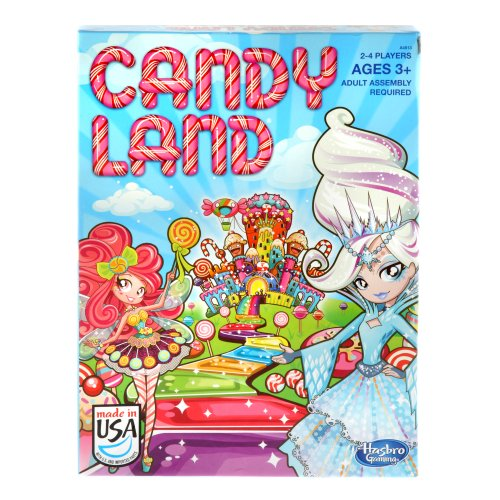 (Candy Land - The Kingdom of Sweets)