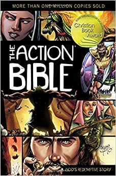 The Action Bible Devotional: 52 Weeks of God-In... by Jeremy V. Jones 0781407273