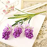 Riverbyland-Artificial-Assorted-Colors-Hyacinth-Bunches-of-5-Flowers