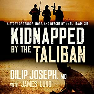 Kidnapped by the Taliban Audiobook