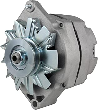 [ZTBE_9966]  Amazon.com: Rareelectrical NEW DELCO TYPE SINGLE 1 ONE WIRE SELF ENERGIZING  SE ALTERNATOR COMPATIBLE WITH 12 VOLT 63 AMP: Automotive | Gm Delco Alternator Wiring |  | Amazon.com