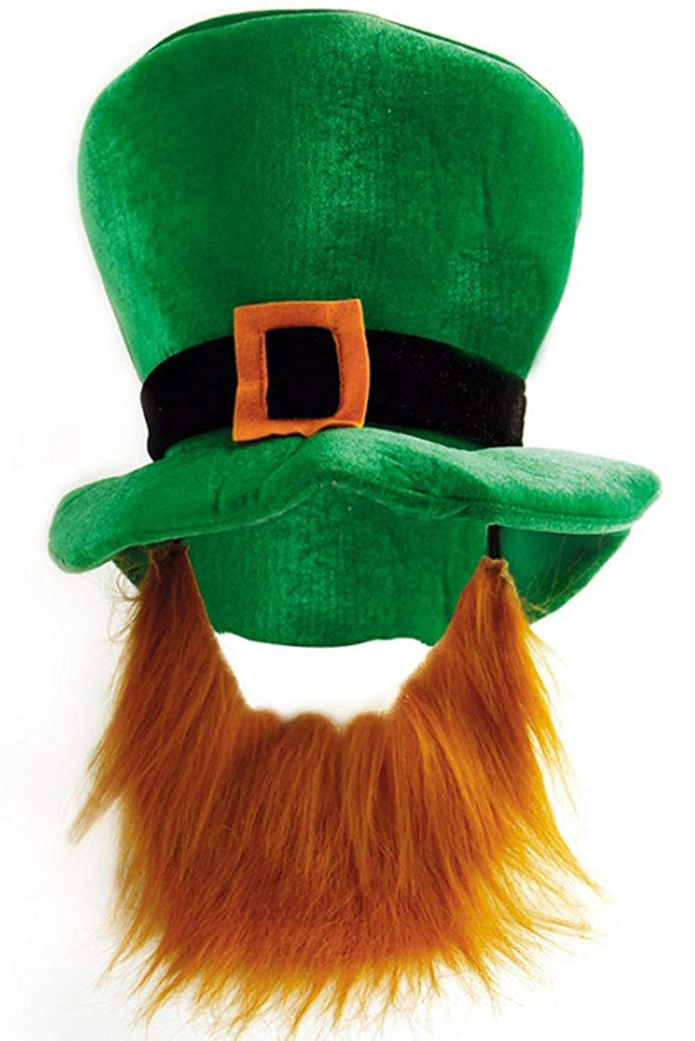 Leprechaun Hat with Buckle Costume Accessory Adult St Patrick/'s Day