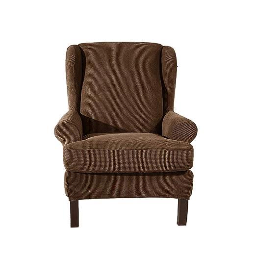 EUGNN - Funda para sillón de 2 Piezas de Tela de Spandex ...