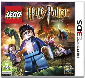 Lego Harry Potter Anos 5 7 Nintendo 3ds Amazon Es Videojuegos