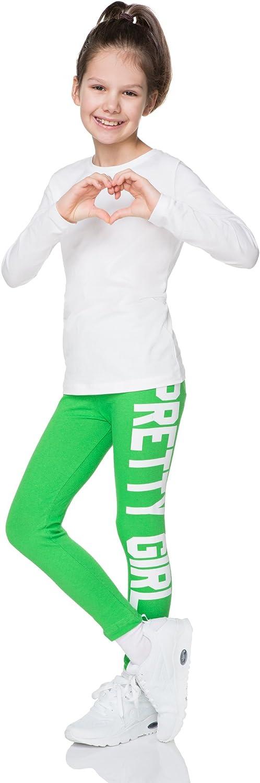 hi!mom Pretty Girl Children Leggings Full Length Kids Pants with Stylish Print Age 1-13 DZPRT
