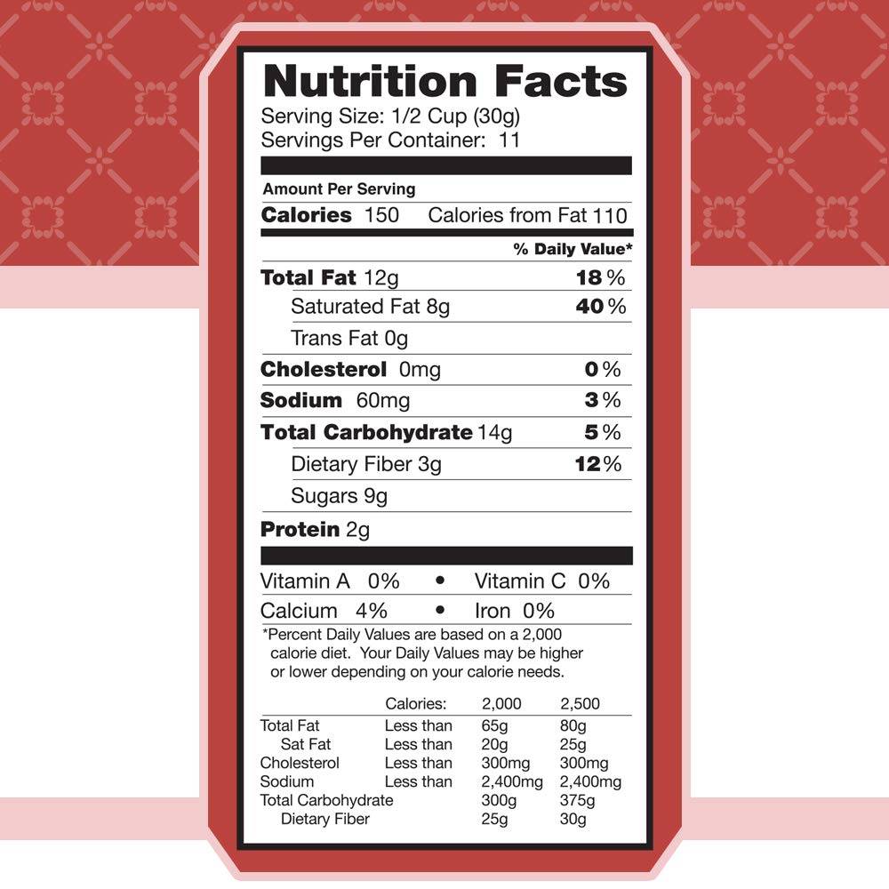 Creative Snacks Naturally Delicious Organic Coconut Snacks with Cranberries and Nuts, 2 Pack, 12 Ounce Resealable Bags by Creative Snacks (Image #2)