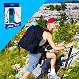 JUSTKIT-Hydration-Bladder-2-Liter70-oz-Water-Storage-Bladder-Bag-Water-Reservoir-Pack-for-Hydration-Pack-System-FDA-Approved-Non-Toxic-BPA-Free-Best-for-CyclingCampingHikingClimbing