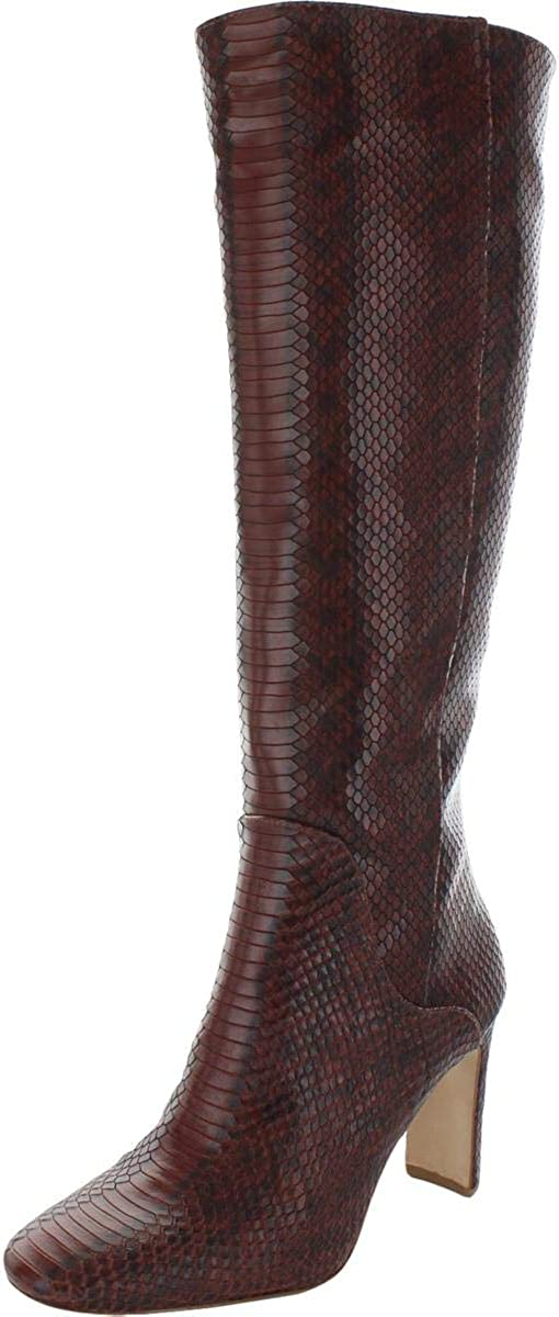 LOUISE ET CIE Womens Waldron Leather Tall Knee-High Boots