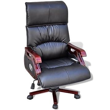 Vislone sillones de Masaje Piel 9 programas Confortable ...