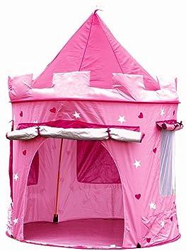 cabane enfant maison pour fille chateau de princesse jardin ou intrieur tente de