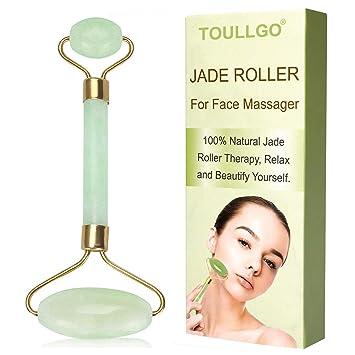Jade Roller Jade Roller Massagegerat Jade Massagestein Anti Aging