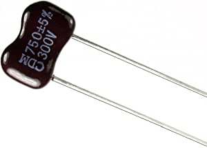 15 Cornell Dubilier 620PF ±5/% 500V Dipped Silver Mica Capacitors