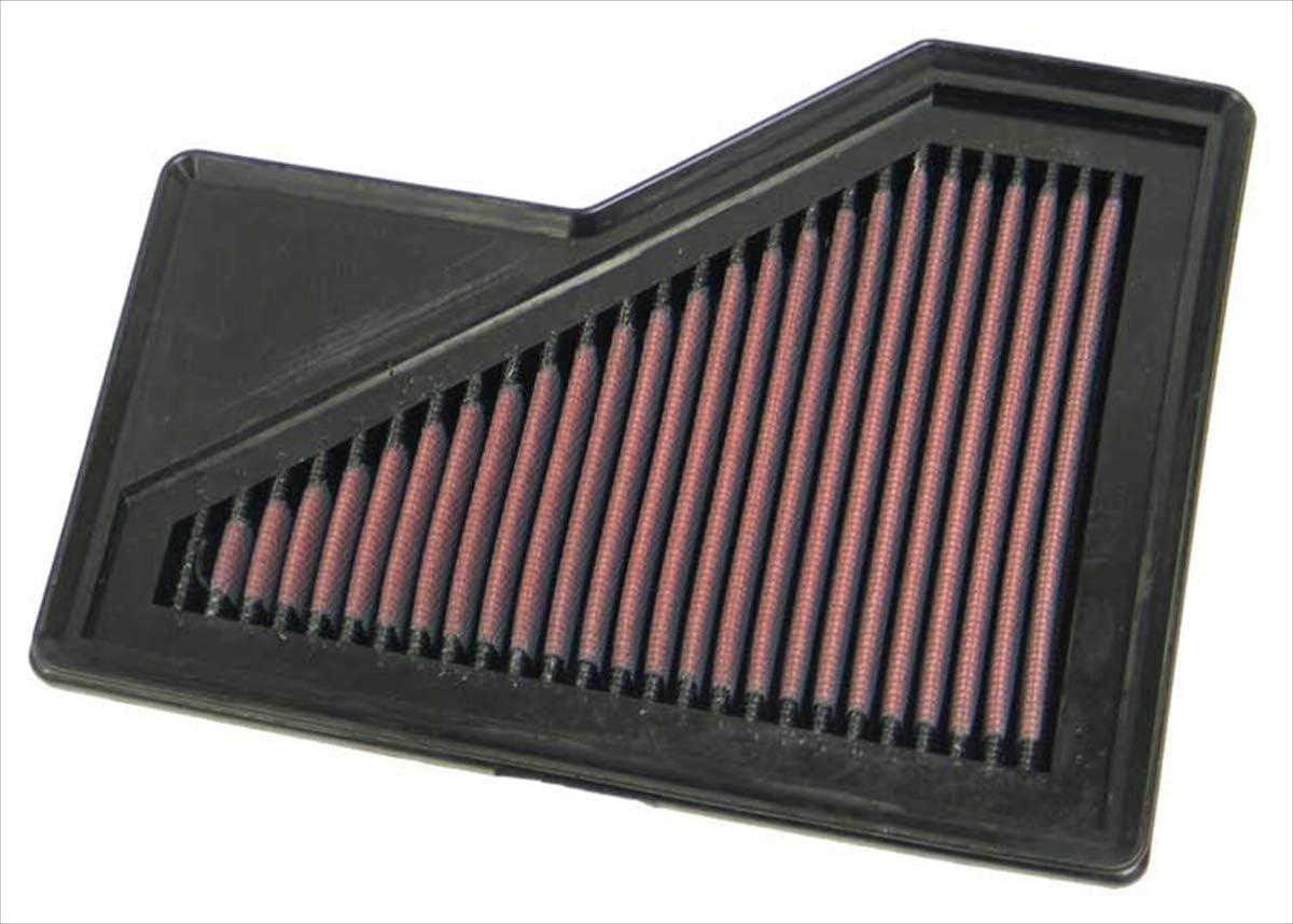 Ersatzfilter Abwaschbar 2004-2008 Cooper, I, One K/&N 33-2885 Motorluftfilter: Hochleistung Erh/öhte Leistung Pr/ämie