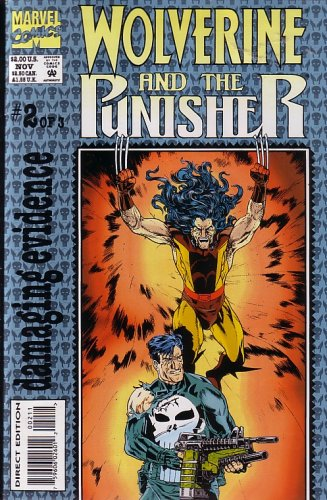 with Wolverine Comic Books design