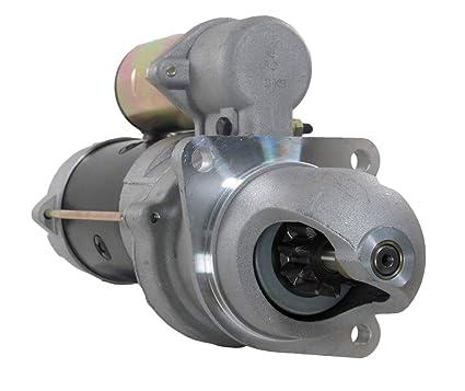Nuevo motor de arranque para 96 Lincoln soldador Perkins Motor 1109550 323 - 822 323 - 438 1998383 1998387: Amazon.es: Coche y moto