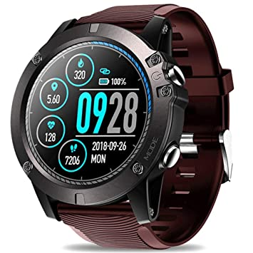 Smart Watch Bluetooth 4.0 Sports Smartwatch Monitor de ritmo ...
