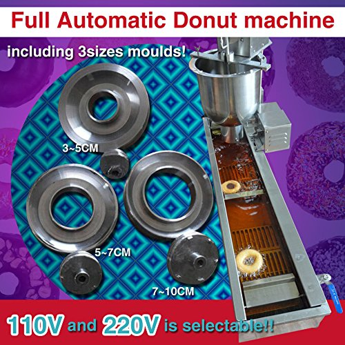 automatic fryer free oil - 5