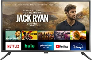 All-New Insignia NS-24DF310NA21 24-inch Smart HD 720p TV - Fire TV Edition