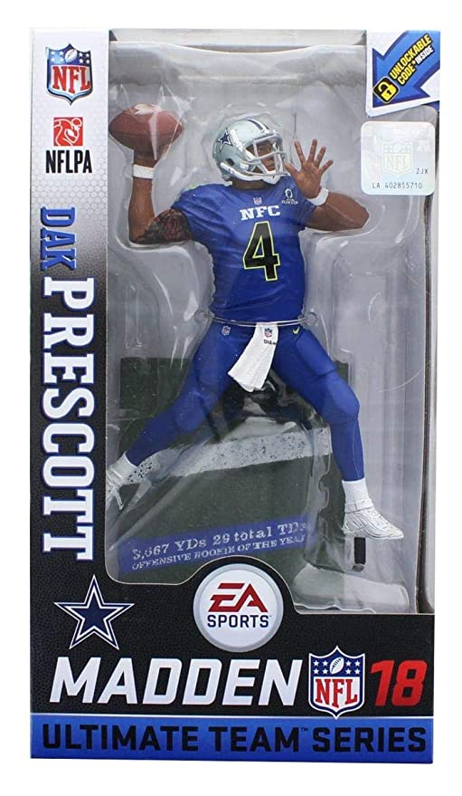 Image Unavailable. Image not available for. Color  Mcfarlane Madden 18  Ultimate Team (Series 2) ... 0188fa899