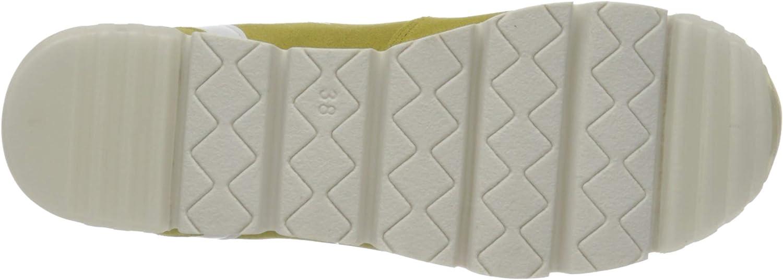 MARCO TOZZI 2-2-23754-34, Sneakers Basses Femme Vert Lime Comb 764