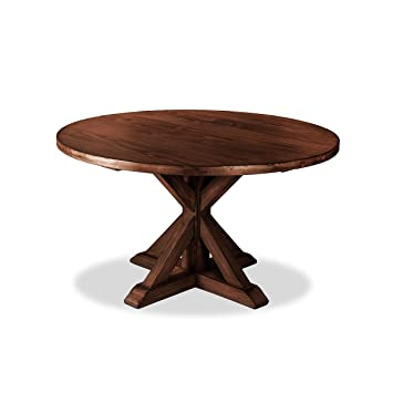 Amazoncom South Cone Home Bayliss Round Dining Table 60