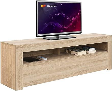 Comifort AP84S – Mueble TV Salón Moderno Mesa Televisión ...