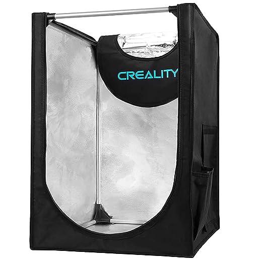 Creality a prueba de polvo y a prueba de fuego caliente recinto 3D impresora tienda temperatura constante calefacci/ón caja para Ender 3 Ender 3 pro 3D impresora