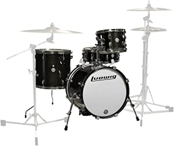 Ludwig Breakbeats Drum Shell Pack