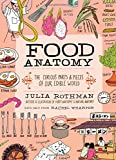 img - for Food Anatomy: The Curious Parts & Pieces of Our Edible World (Julia Rothman) book / textbook / text book