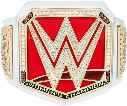 WWE Mattel raw womens championship belt for action figure